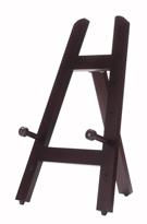木製イーゼル 45セピア